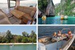 Isabella Yachts Phuket - Hire Axopar 28 pic4