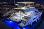Leopard 51ft Yacht on rent : Docking-Night