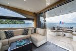 Princess 60ft Yacht on rent