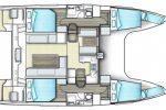 Hire Nautithec open 40 in phuket_layout