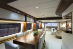 Isabella Yachts Interior - Bilgin 97ft