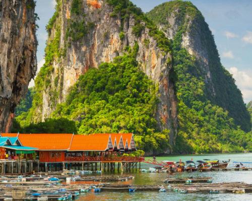 PHANG NGA BAY Tours with Isabella Yachts Pic1
