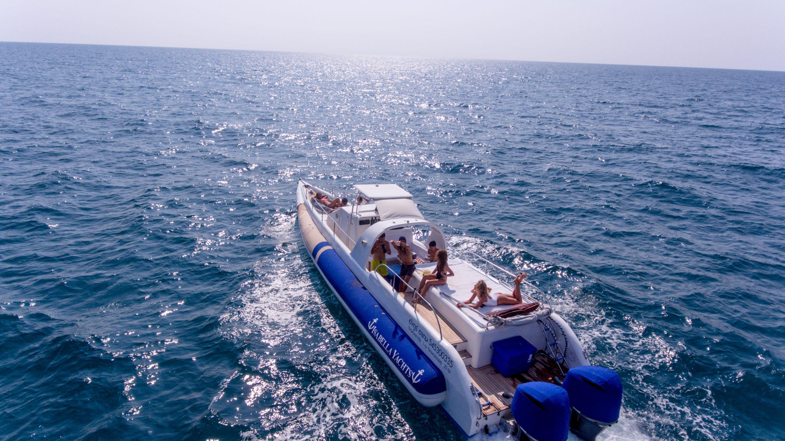 Isabella Yachts - Interceptor 50 Pic6