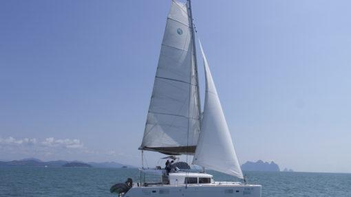 Isabella Yachts : Lagoon 450 - SHANA6