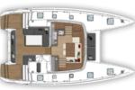 Isabella Yachts: Lagoon 40 PAPI layout 2