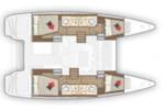 Isabella Yachts: Lagoon 40 PAPI layout