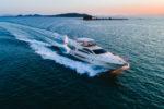 Riva Dolce Vita 70 ft luxury Isabella Yachts