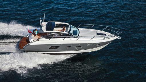Princess-V39 luxury boat