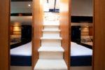 luxury charter yacht phuket Stairs