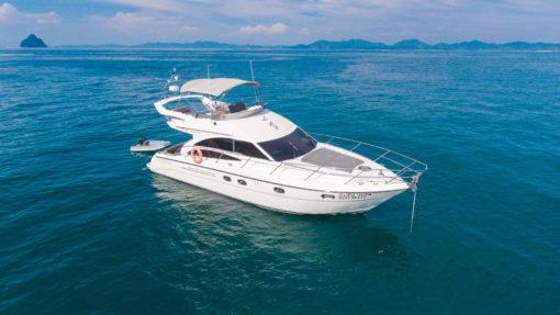 Princess 42 Isabella Yachts