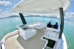 Isabella Yachts : Luxurious Leopard 43 on rent