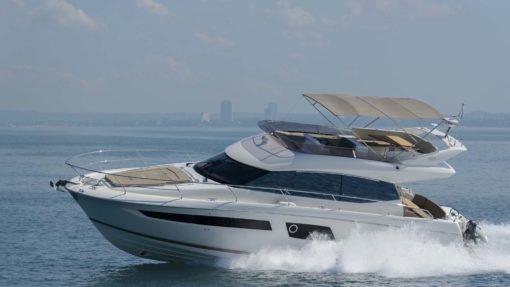 Prestige 500 boat charter phuket