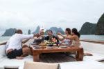 Maha Bhetra phi phi island boat