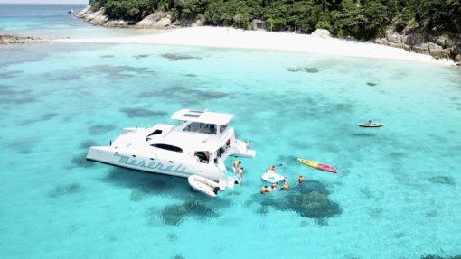Isabella Yachts MASERATI Phuket
