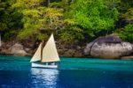DALLINGHOO Sailing Dinghy