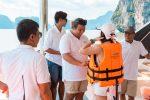 MERMAID Yacht on rent - phuket to phi phi island