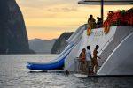 phi phi island tour by big boat MERMAID