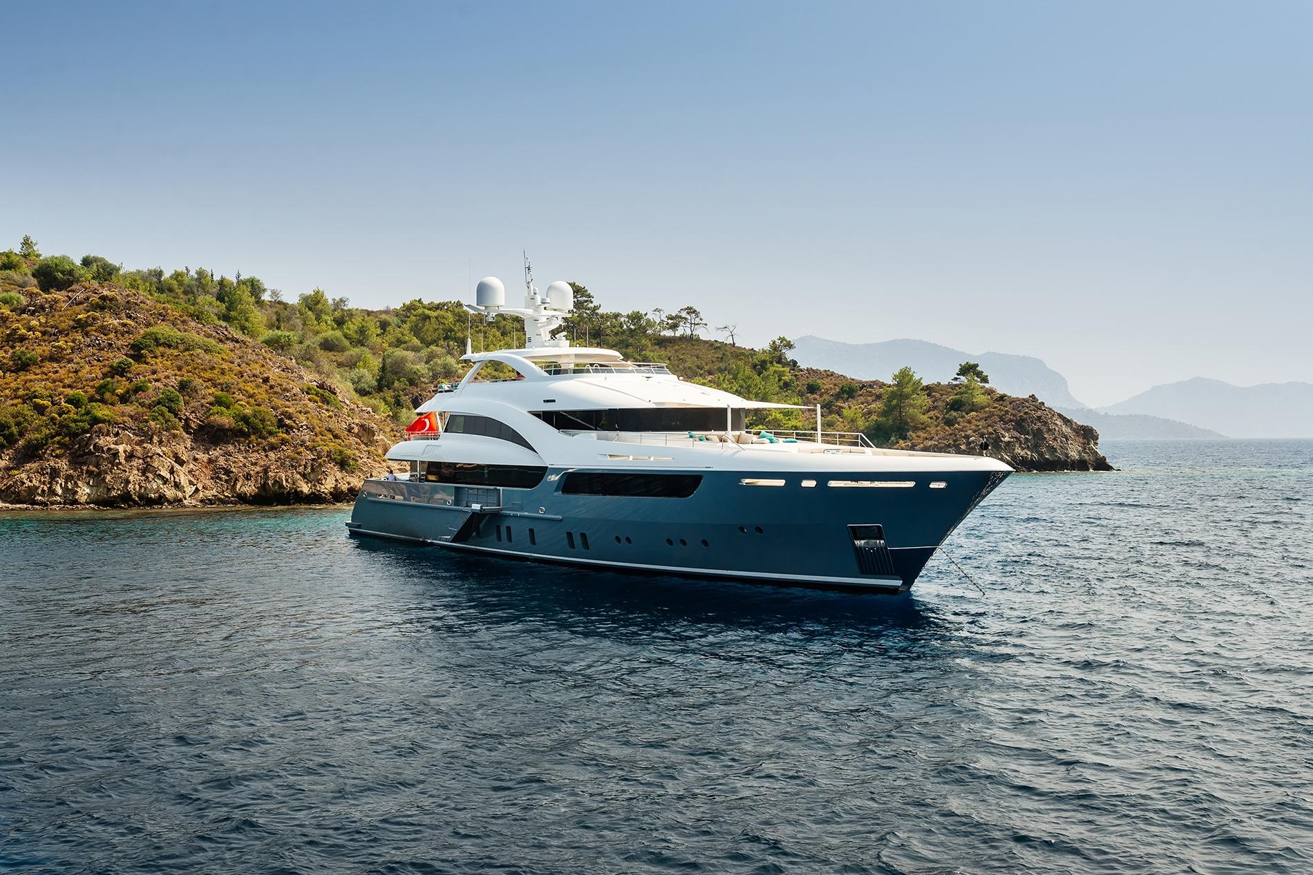 Book a Yacht Charter